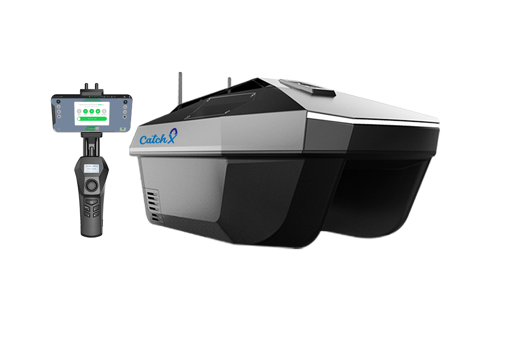 CatchX Bait Boat