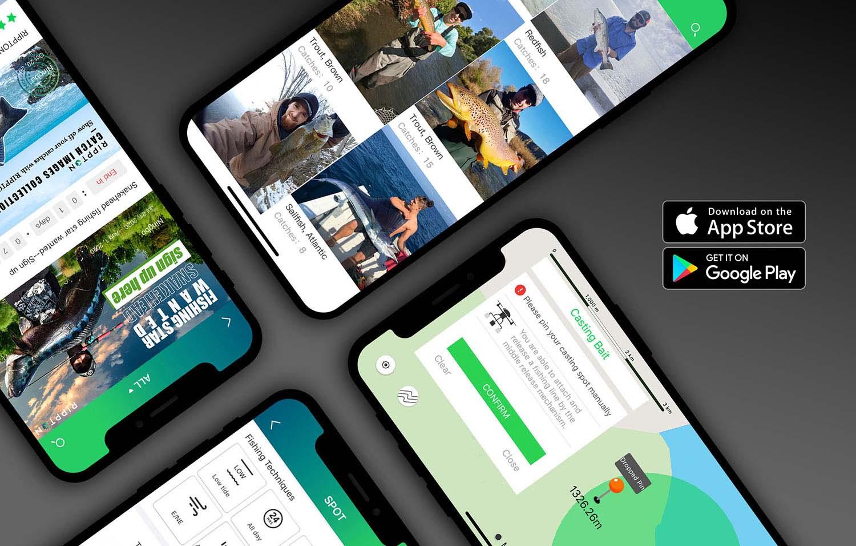 social platform for anglers, catch sharing, fishing skill, fishing technique, fishing news, fish species, fish identify, fish ID